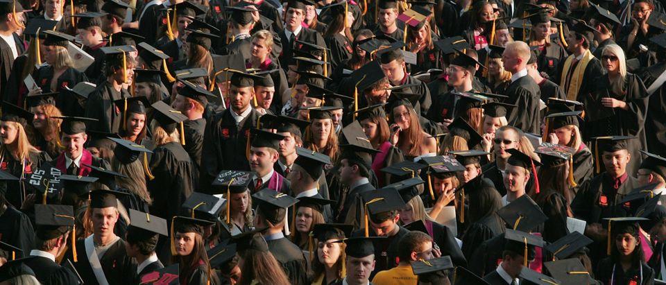 Commencement Ceremonies Begin At Virginia Tech