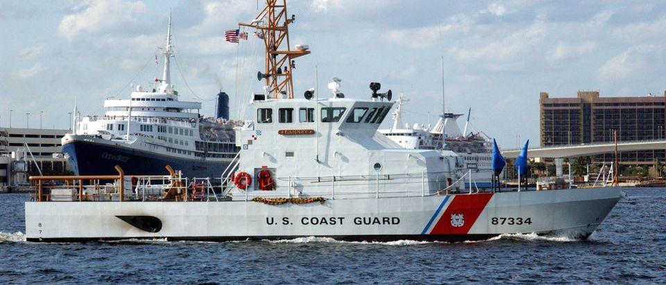 Coast Guard Increases Security in Wake of Terrorist Attack