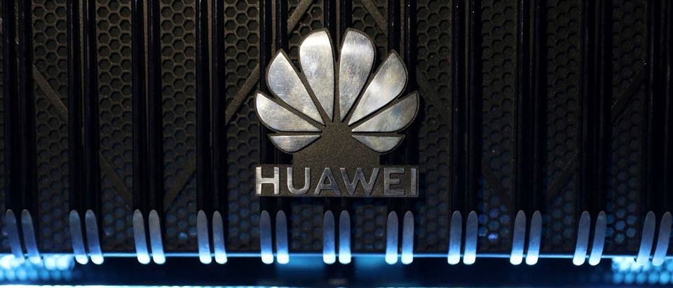 BRITAIN-CHINA-US-TELECOMS-IT-MOBILE
