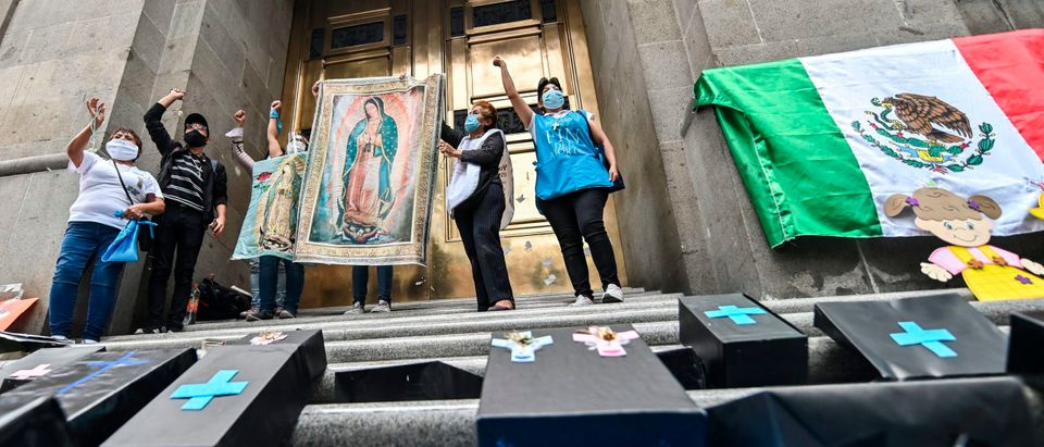 MEXICO-ABORTION-PROTEST