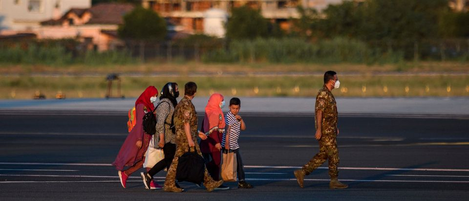Last Evacuation Of Italian Troops Arrive From Afghanistan
