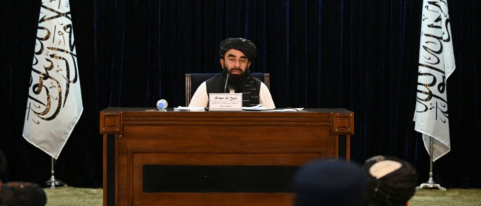 Taliban Announces Leadership Of New Government Which Will 'Uphold Sharia'