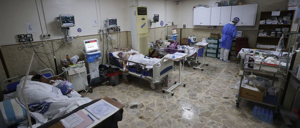 Nearly Half Of All Hospitalized Patients With COVID-19 Had Only Mild Or Asymptomatic Cases, Study Shows
