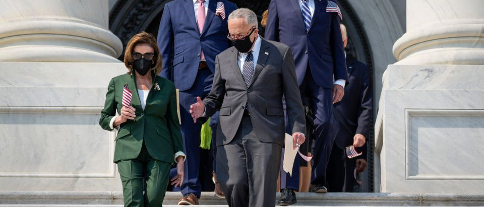 Congressional Leaders Hold Remembrance Ceremony Marking 9/11 Terror Attacks