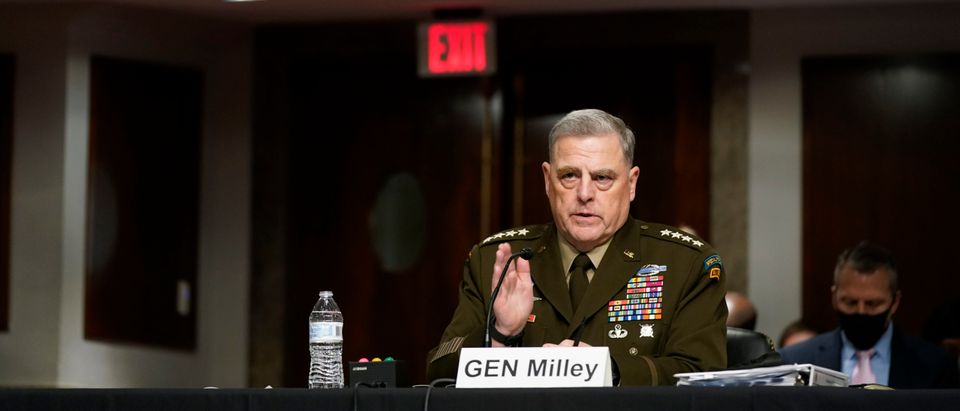 Top Defense Officials Testify Before Senate Armed Services Committee On Afghanistan And Counterterrorism