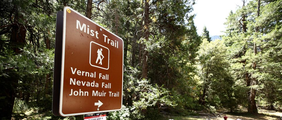 Yosemite National Park Reopens After Months Of Closure Due To Coronavirus Pandemic