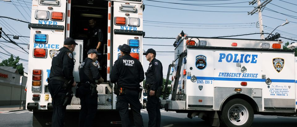 Armed Man In Car Arrested Outside Police Precinct In The Bronx