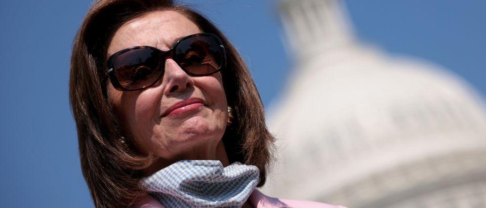 Speaker Pelosi Meets With Leaders Of Poor People's Campaign