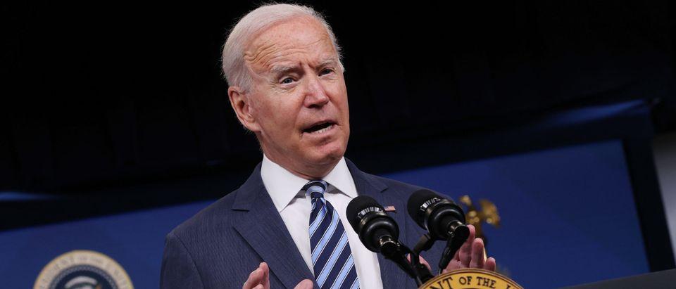 President Biden Delivers Remarks On Hurricane Ida Response