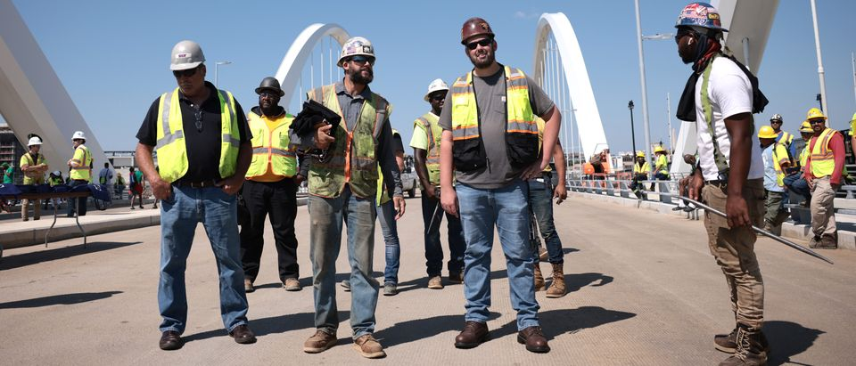 Ribbon Cutting Ceremony Held Marking Completion Of Frederick Douglass Memorial Bridge Project In D.C.