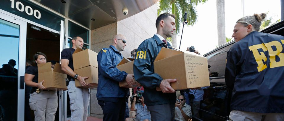 Law Enforcement Officials Search Offices Of CONCACAF And Soccer Event Company In Miami Over FIFA Indictments