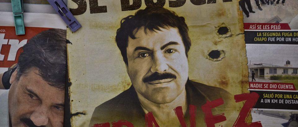 MEXICO-CRIME-DRUGS-GUZMAN-ESCAPE