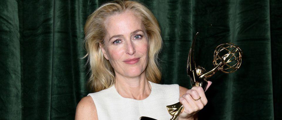 """""""The Crown"""" 73rd Primetime Emmys Celebration - Red Carpet Arrivals"""