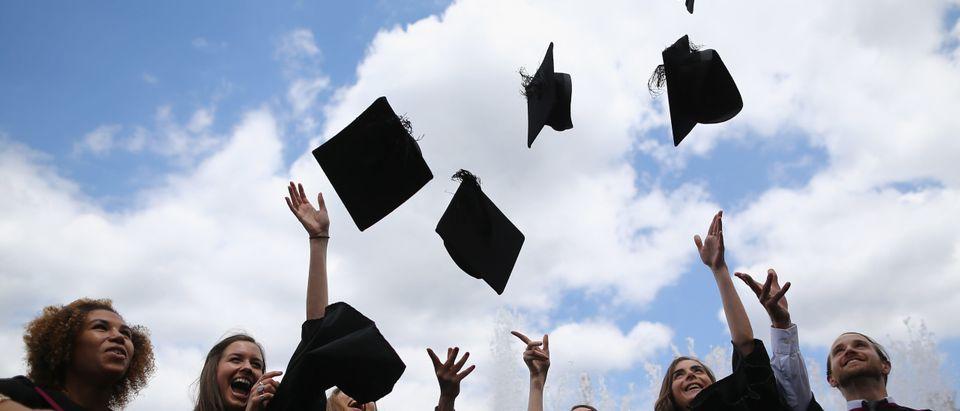 Graduation Caps Getty