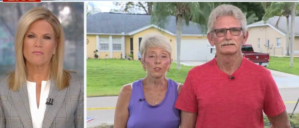 Laundrie's Neighbors Speak Out About What They Witnessed