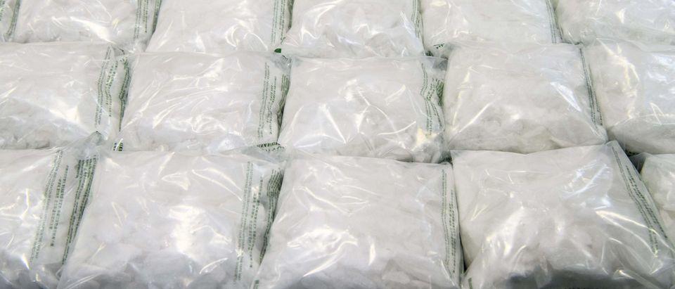 HONG KONG-CRIME-DRUGS