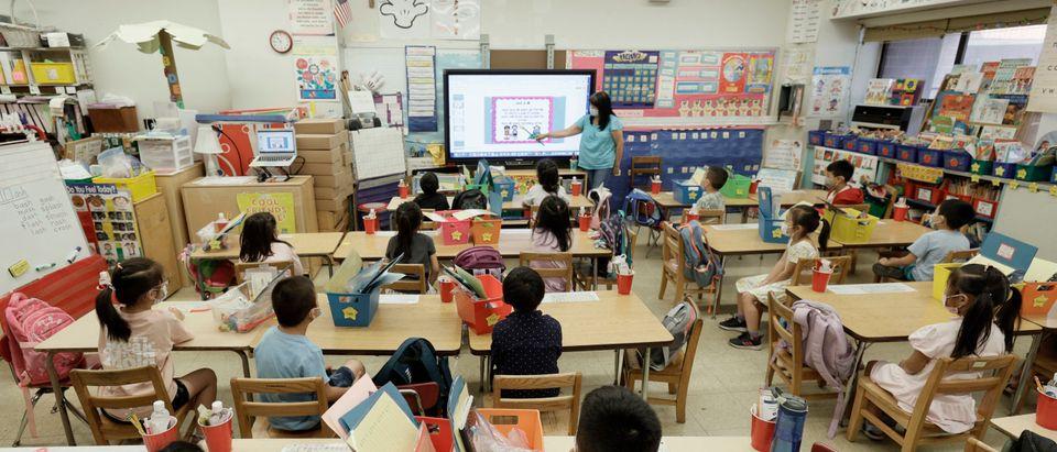 NYC Classroom Getty
