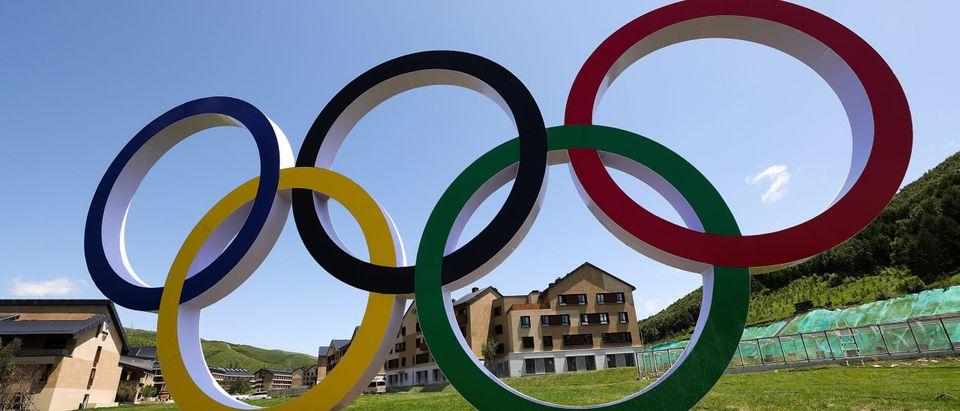 Beijing Winter Olympic Village & Venues In Zhangjiakou Zone