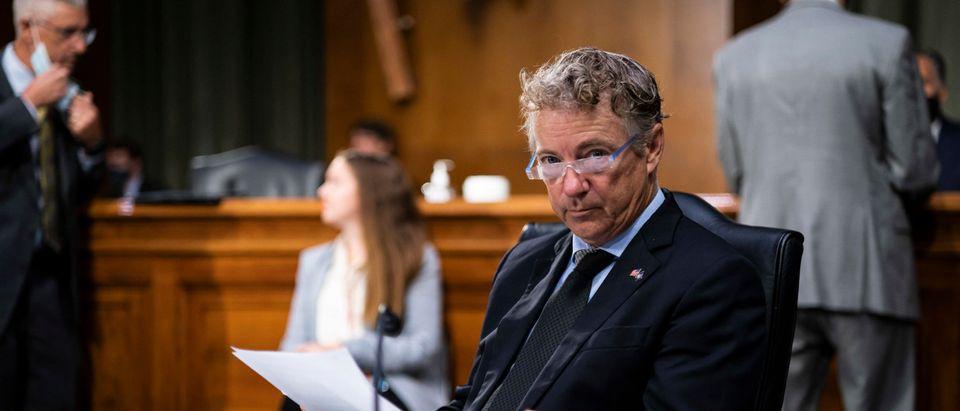 Secretary Of State Blinken Testifies Before Senate Foreign Relations Committee