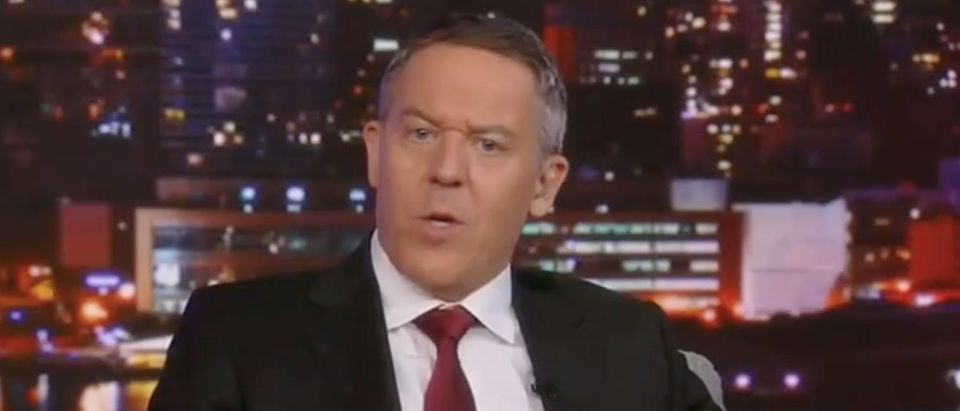"Greg Gutfeld hosts ""Gutfeld!"" Screenshot/Fox News"