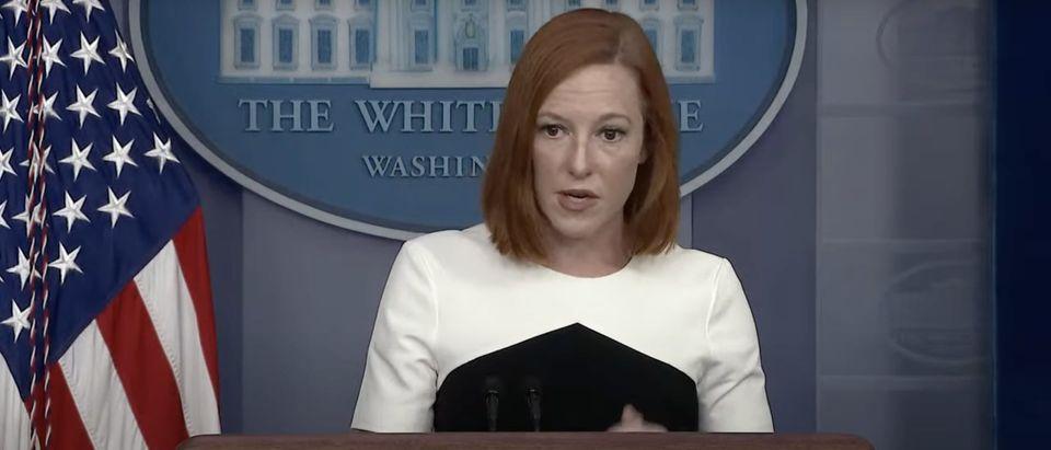 Jen Psaki holds White House press briefing 9/8/21
