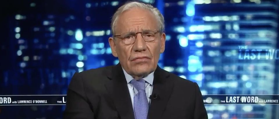 Bob Woodward says about General Milley.