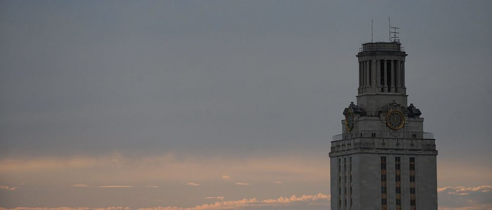 UT Austin Tower Getty