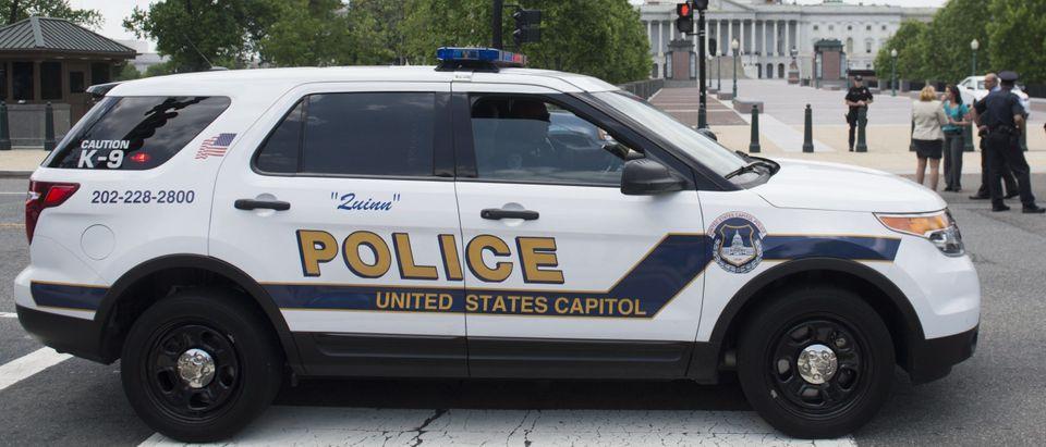 US-POLITICS-CAPITOL-EVACUATION