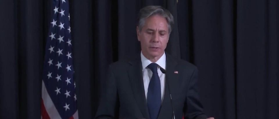 Blinken Worried New Taliban Government Full Of Terrorists Doesn't Have Enough Women