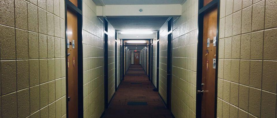 College Dorm Hallway [Shutterstock/18nwiggins]