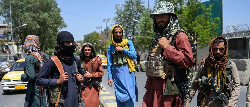 TOPSHOT-AFGHANISTAN-CONFLICT