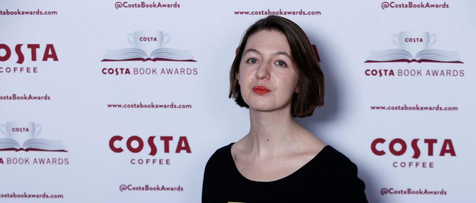 Costa Book Awards 2018 in London