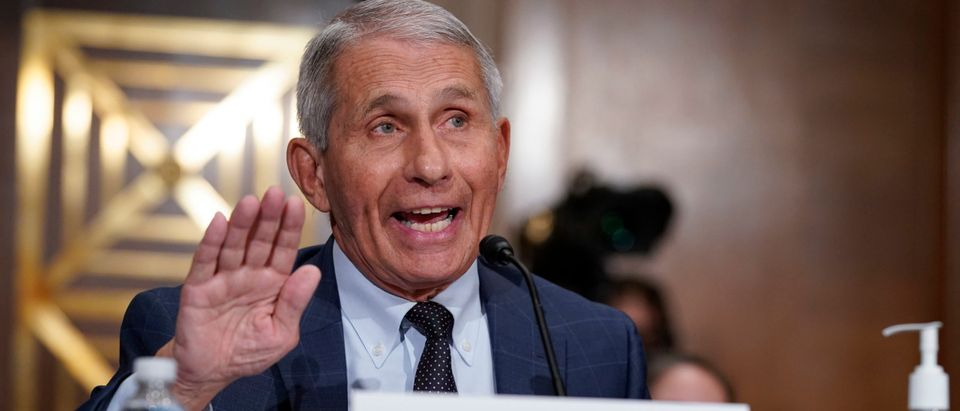 What Is Fauci's Ultimate Goal For COVID-19?