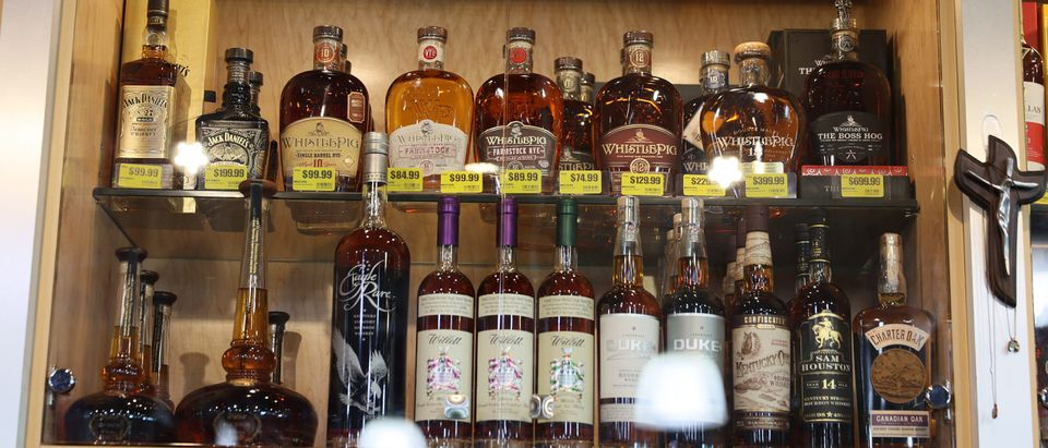 Top Shelf Liquor Sales Up During Covid-19 Pandemic