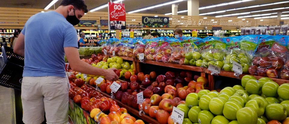 Consumer Prices Continue To Rise, Accelerating At Fast Pace