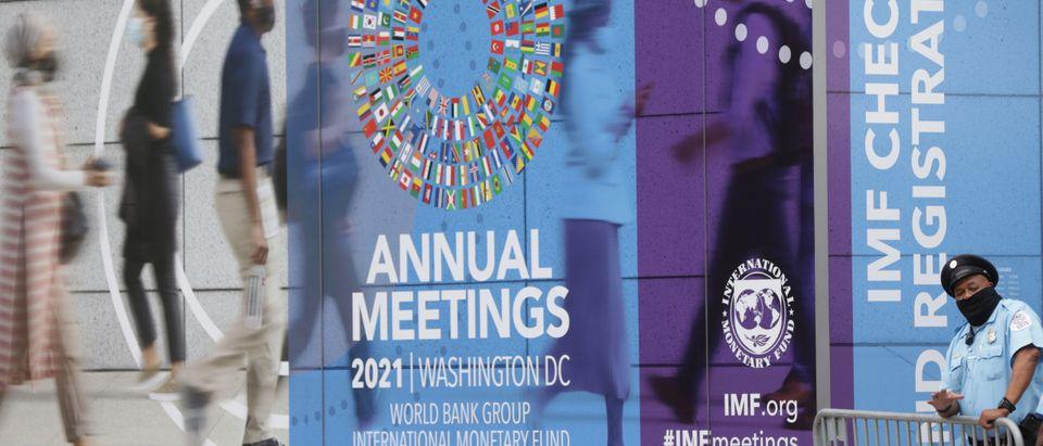 IMF And World Bank Begin Week-Long Annual Meetings