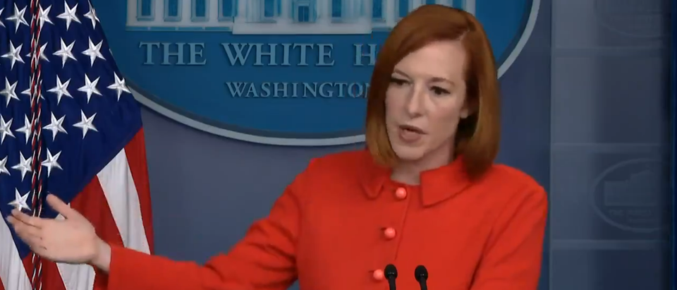 Jen Psaki On Pandemic Recovery Being The Exact Time For Fundamental Change In Economy