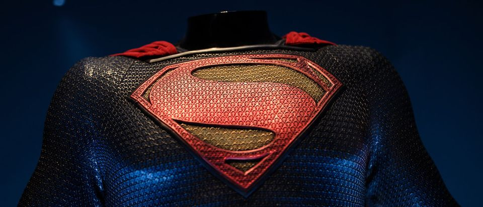 DC Comics Exhibition: Dawn Of Super Heroes Launches At The o2