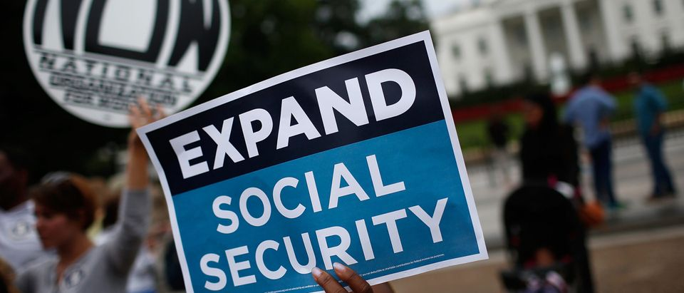 Activists, Unions Rally In Support Of Expanded Social Security Benefits