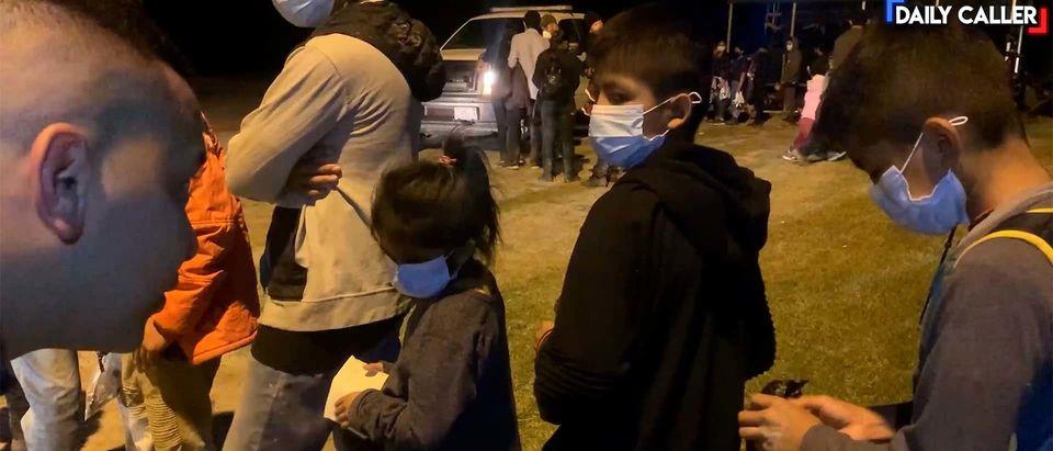Unaccompanied Minors At The Southern Border
