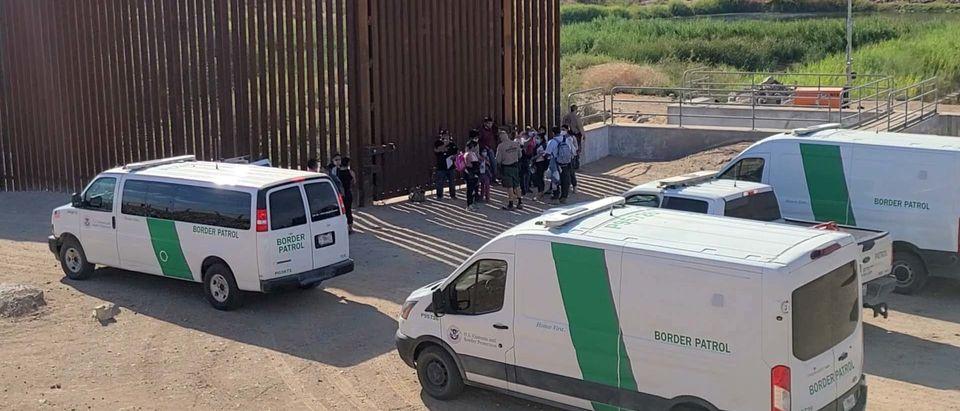 Border Patrol In Yuma, Arizona