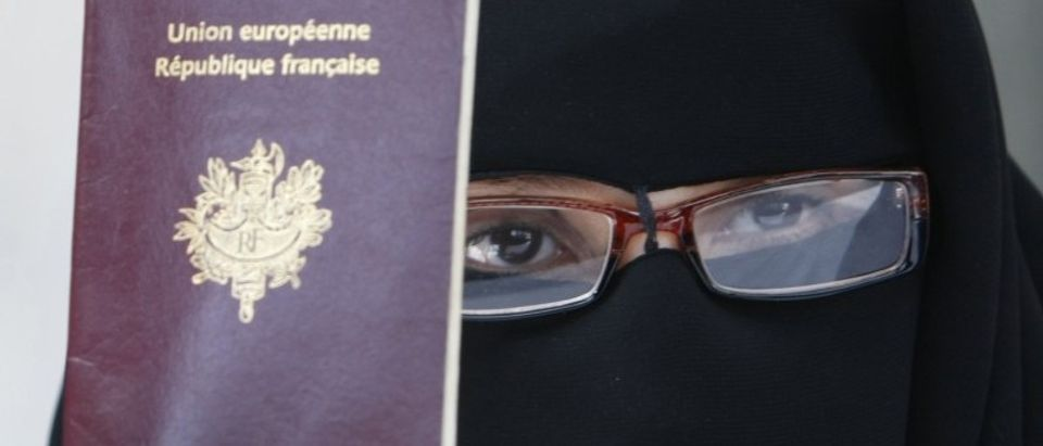 France Forbidding The Veil